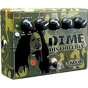MXR DD-11 DIME DISTORTION