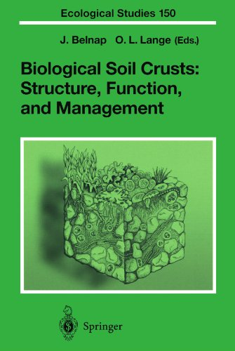 Biological Soil Crusts (Function And Of Plants Structure)