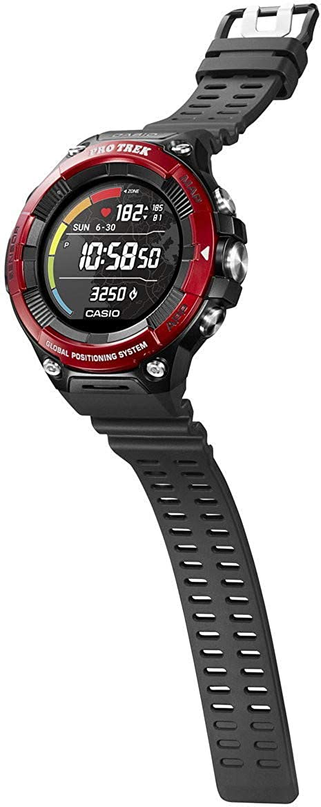Casio Pro Trek Smart Reloj Digital Smartwatch Unisex con ...
