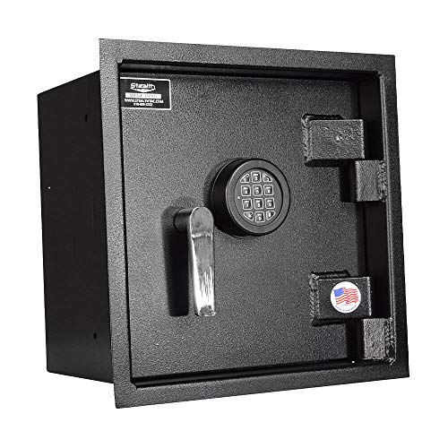 Stealth Heavy Duty Wall Safe Extra Deep in The Wall WSHD1414 Made in USA