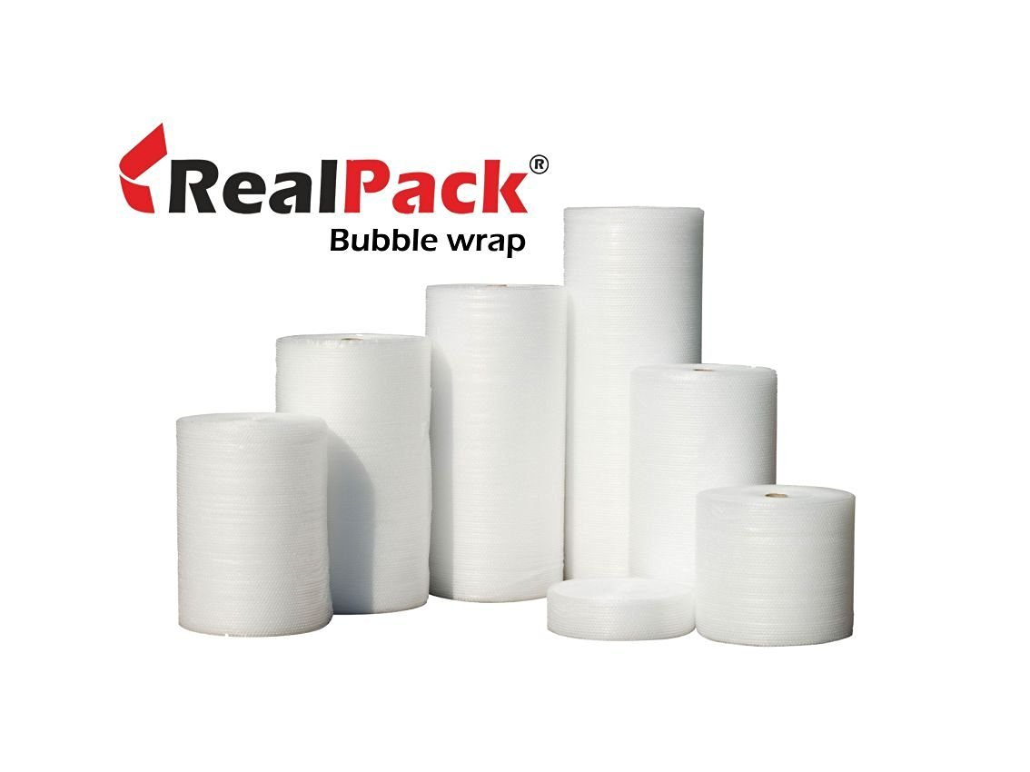 REALPACK pluriball, 750  mm X50  M Grande 750 mm X50 M Grande Realpack-750MMX50MLARGE