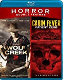 Wolf Creek 2, Cabin Fever Double Feature [Blu-ray]