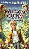 img - for Falcon Quinn and the Crimson Vapor book / textbook / text book