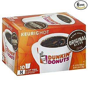 Dunkin' Donuts Original Blend Coffee K-Cup Pods