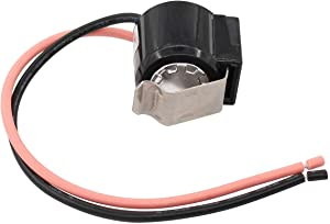 zh yan Parts Refrigerator Defrost Thermostat for Whirlpool KitchenAid WPW10225581, AP6017375, PS11750673, PS237680,2321799