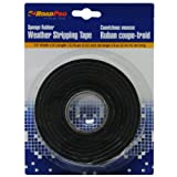 RoadPro RPWS  Rp, Weather Stripping, 3/4-Inchx96-Inch, Slf.Adhesive