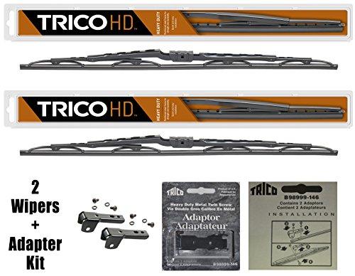 2 Wiper Set - Trico 68-261 26