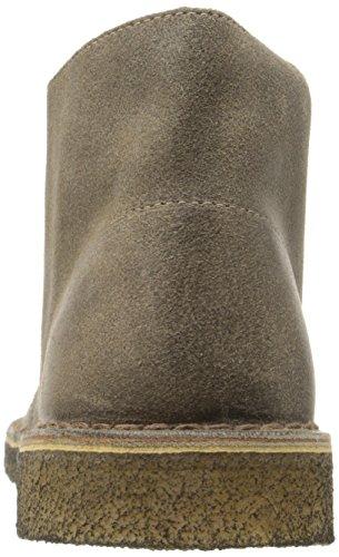 Clarks - Botas para hombre Marrón marrón Marrón - gris (Taupe Suede)