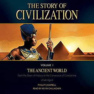 The Story of Civilization Volume I Hörbuch