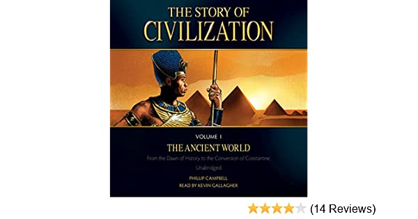 The Story Of Civilization Volume I The Ancient