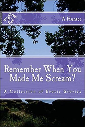 Erotic scream stories