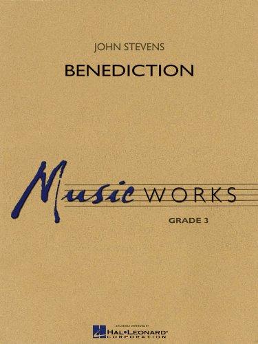 Benediction - Score & Parts - Concert Band - Grade 3