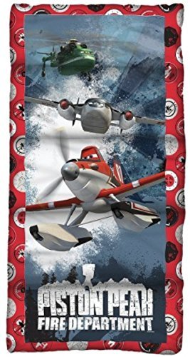 Disney Planes Fire and Rescue Camping Sleeping Bag Review