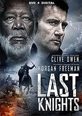 The Last Knights [DVD + Digital]