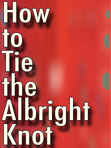 How to Tie the Albright Knot