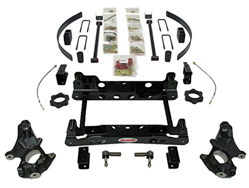 Rancho RS66503R7 Suspension System