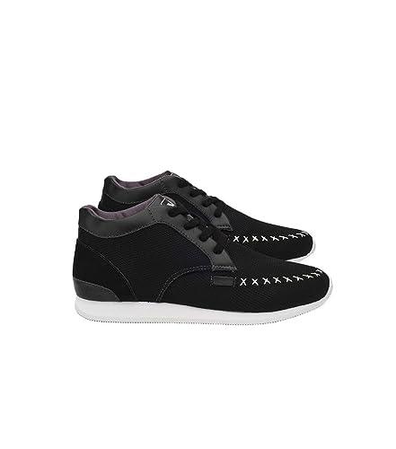 Veja Memory B Mesh Zapatillas Black, Color Negro, Talla 44: Amazon.es: Zapatos y complementos