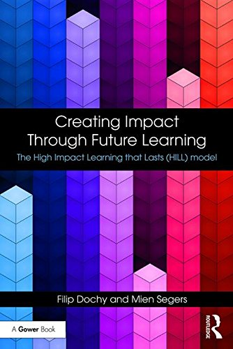 Creating Impact Through Future Learning: The High Impact Learning that Lasts (HILL) Model