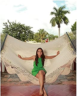 sunnydaze deluxe american style 2 person hammock with spreader bars 770 pound capacity amazon     amazonas paradiso hammock double  orange   garden      rh   amazon