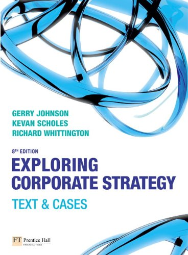 exploring-corporate-strategy-text-cases-8th-edition