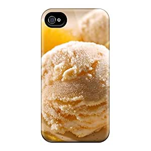 Durable Ice Cream Back Case/cover For Iphone 4/4s