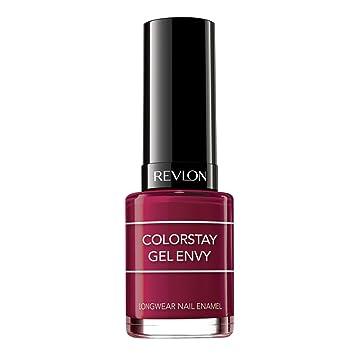 Amazon.com: Revlon ColorStay Gel Envy Longwear Nail Enamel, Queen of ...