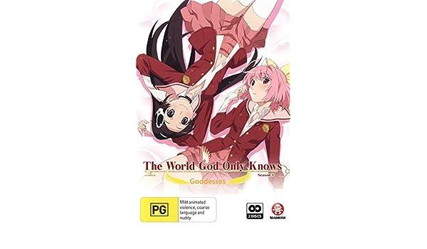 World God Only Knows Season 3 Collection The Satoshi Osedo Shoto Kashii Kanae Ito Aki Toyosaki Hiro Shimono Amazon Com Au Movies Tv Shows