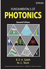 Fundamentals of Photonics Hardcover