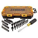 DEWALT Screwdriver Bit Set with Nut