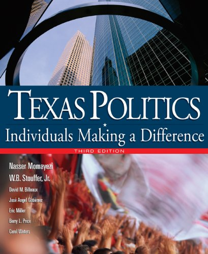 Texas Politics: Individuals Making a Difference