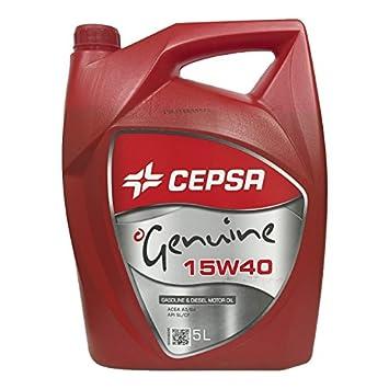 CEPSA 512593073 Lubricante Mineral para Motores Diesel y Gasolina: Amazon.es: Coche y moto