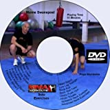 MMA Fighting Training Dvd - Solo Exercises - This 51 Minute Mixed Martial Arts Fights DVD Video Gives You a Total and Cardio Body Fitness Workout - Includes our Muscle Sculpting Ebook
