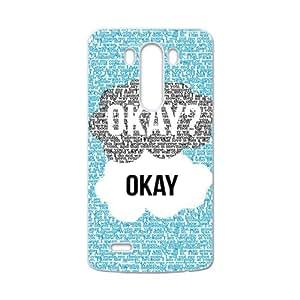 okay? okay. Phone Case for LG G3 Case