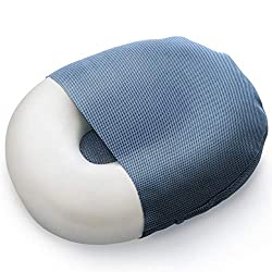 About the Milliard DonutThe Milliard Foam Donut Cushion provides therapeutic relief while sitting, even for prolonged periods of time. Its unique ring shape reduces pressure points and discomfort associated with coccyx injuries. It is also ideal for ...