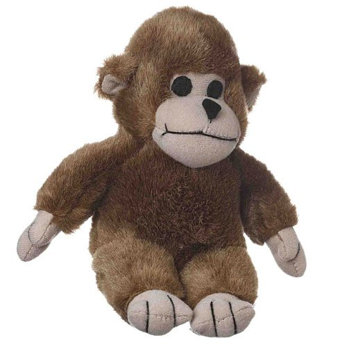 Multipet Look Who's Talking Monkey Dog Toy by Multi Pet Look Whos Talking Monkey