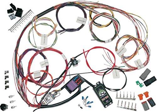 NAMZ Custom Cycle Complete Bike Wiring Harness Kit NCBH-01-A