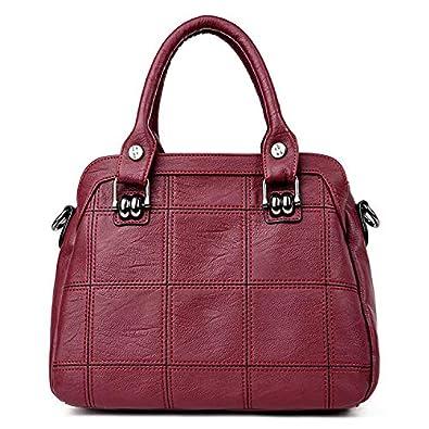 4b4c0030ff10 HITSAN INCORPORATION VANDERWAH TOTE Genuine Leather bags handbags ...