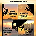 Self Discipline: 4 in 1: The Ultimate Life Strategy Guide for Anyone Who Wants to Achieve Anything Audiobook by Kevin Baker Narrated by Scott Clem