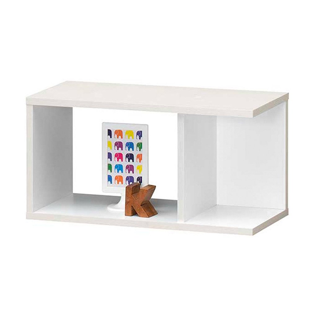 コンビネーション本棚シンプルな木製本棚北欧格子キャビネット寝室リビングルーム装飾収納キャビネット (色 : B)  B B07RP12JN3