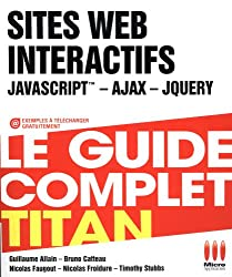 Sites web interactifs (JavaScript, AJAX, jQuery)