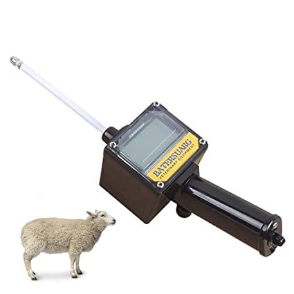 Ovulation meter for sheep/Sheep estrus detector and breeding apparatus - - Amazon.com