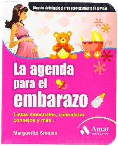 LA AGENDA PARA EL EMBARAZO Spanish Edition by Marguerite ...