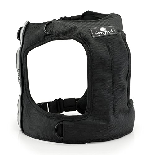 Clickit Terrain Dog Safety Harness ( Black - Small ) by Sleepypod