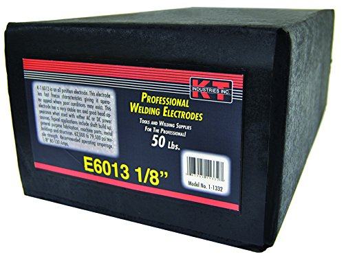 UPC 083905113327, K-T Industries 6013 Electrode, 1/8-Inch, 50-pound