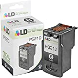LD Canon PG-210 Black Remanufactured Inkjet Cartridge