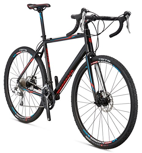 Mongoose Selous Comp Gravel Road Bike with 700cm Wheel