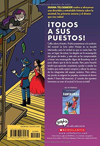 Drama: Spanish Edition by Scholastic en Espanol