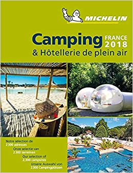 Camping guide france 2017 (michelin camping guides): -michelin.