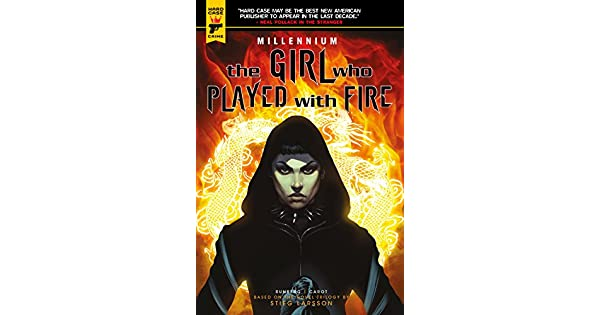 Amazon.com: The Girl Who Played with Fire Vol. 2: Millennium ...