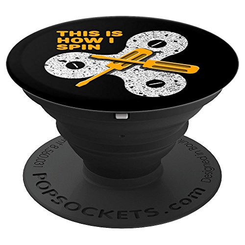 (This Is How I Spin Grip Fidget Spinner Screwdriver - PopSockets Grip and Stand for Phones and Tablets)